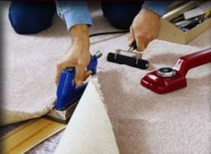 Carpet Repair & Stretching Services